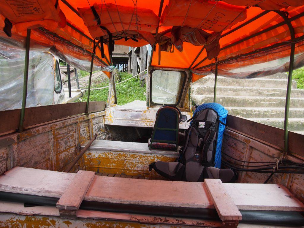 W drodze, Amazonia, Peru