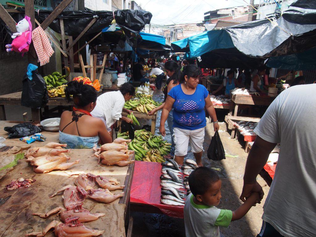 Iquitos - miasto, do którego nie prowadzi żadna droga, Amazonia, Peru