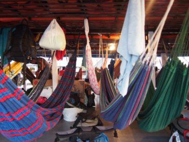 Kajuta, Rejs Amazonką, Amazonia, Brazylia