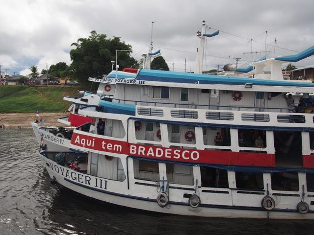 Amazonia, Brazylia