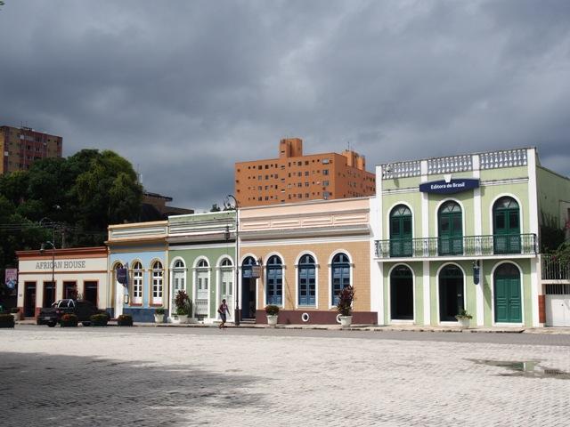 Manaus, Amazonia, Brazylia