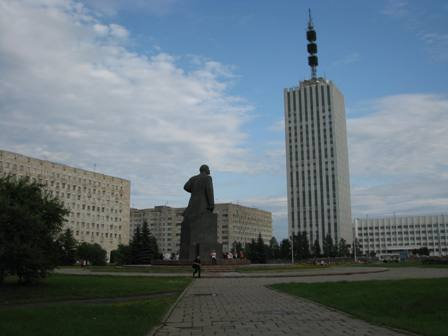 Archangielsk, Rosja