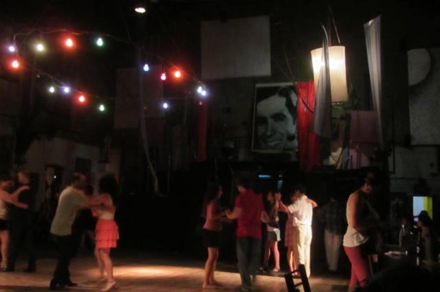 Lekcje tanga, Buenos Aires, Argentyna
