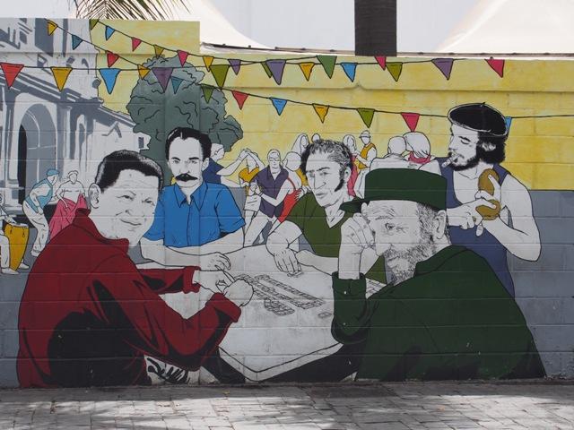 Caracas, Wenezuela, reżim, Chavez, socjalizm