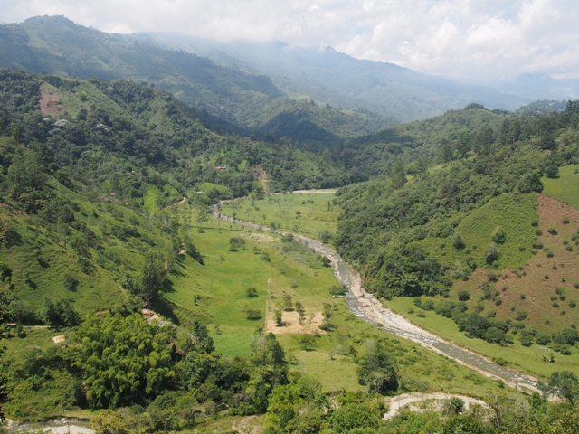 Wzgórza Salento, Kolumbia