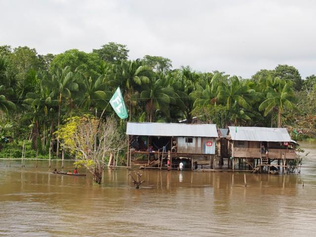 Amazońskie wioski, Peru