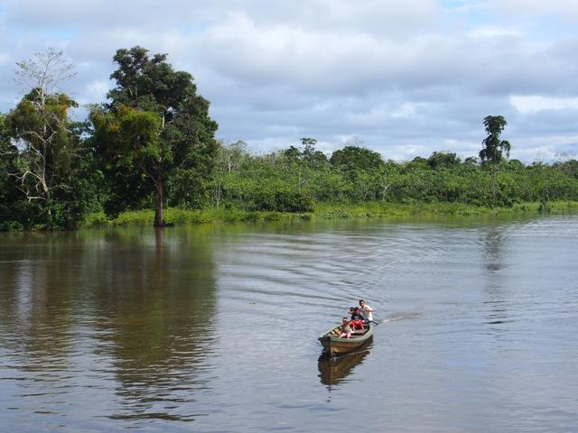 Amazońskie wodne wioski, Peru