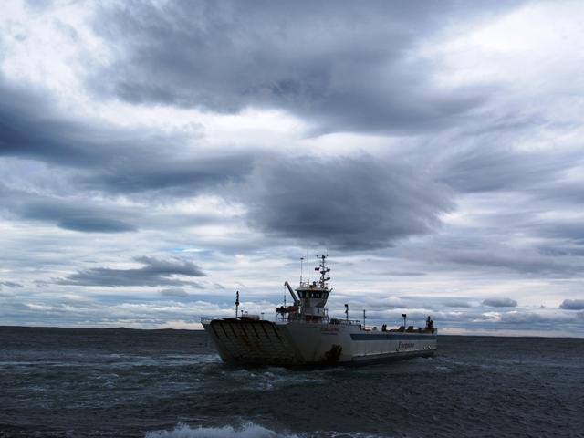 Cieśnina Magellana, Tierra del Fuego, Argentyna