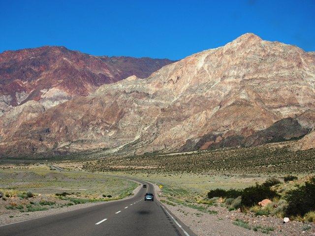 W stronę szczytu Aconcagua, Argentyna