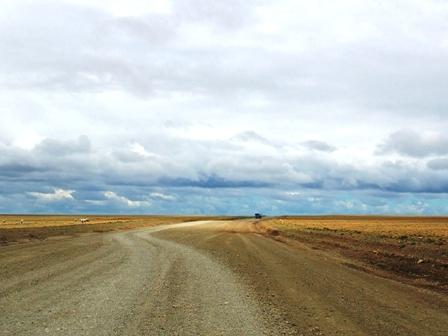 Ziemia Ognista, Argentyna