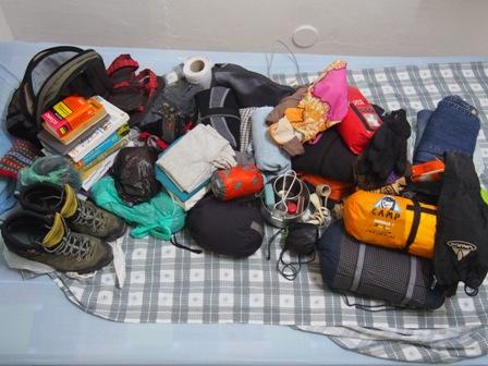 Plecak, życie w 40 litrach, podróź, Ameryka Południowa